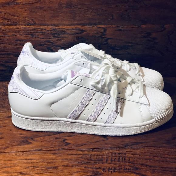 adidas Shoes | Adidas Superstar Paisley
